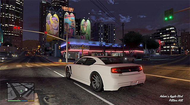 Car dealership - 3: Repossession - Main missions - Grand Theft Auto V Game Guide
