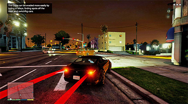 You need to keep wits about yourself and use Franklins skills to lose the tail - 7: The Long Stretch - Main missions - Grand Theft Auto V Game Guide