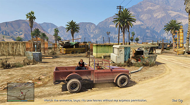 The Motel - 17: Mr. Philips - Main missions - Grand Theft Auto V Game Guide