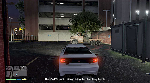 The Towtruck - Pulling Favors - Strangers and Freaks missions - Grand Theft Auto V Game Guide