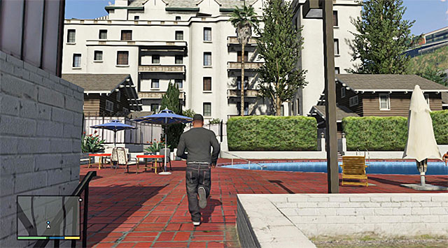 The swimming pool - Paparazzo - The Sex Tape - Strangers and Freaks missions - Grand Theft Auto V Game Guide