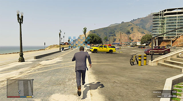 The finishing line - Exercising Demons - Michael - Strangers and Freaks missions - Grand Theft Auto V Game Guide