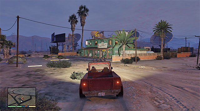 The Inn - 19: Trevor Philips Industries - Main missions - Grand Theft Auto V Game Guide
