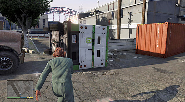 gta v how to get money from armored truck