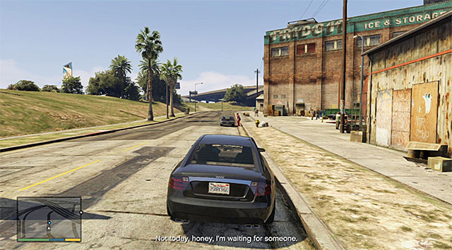 The whereabouts of the prostitute - 44: The Vice Assassination - Main missions - Grand Theft Auto V Game Guide