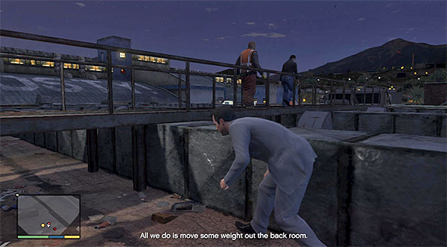 The last ones of the encountered opponents - 46: Mr. Richards - Main missions - Grand Theft Auto V Game Guide