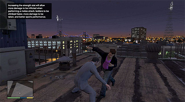 You need to win the fight against Rocco - 46: Mr. Richards - Main missions - Grand Theft Auto V Game Guide