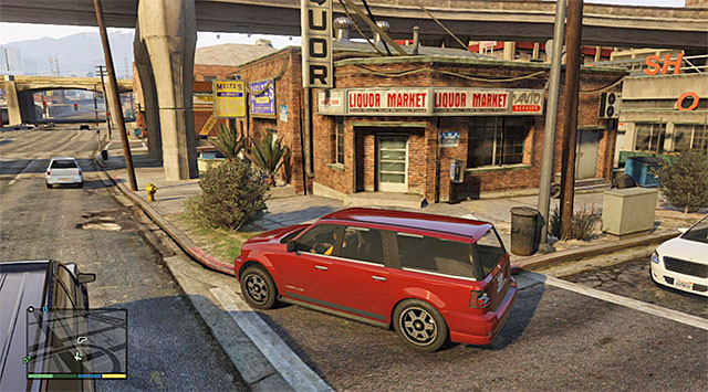 The phone booth - 50: The Construction Assassination - Main missions - Grand Theft Auto V Game Guide