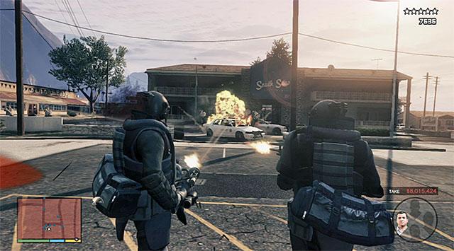 54: The Paleto Score - Grand Theft Auto V Game Guide | gamepressure com