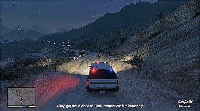 The ATV rider - An American Welcome - Strangers and Freaks missions - Grand Theft Auto V Game Guide