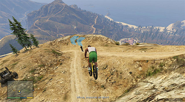 The ride down - Risk Assessment - Strangers and Freaks missions - Grand Theft Auto V Game Guide