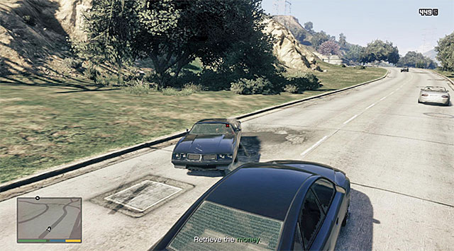 You need to kill the thief and retrieve the stolen money - Pitchers - Property missions - Grand Theft Auto V Game Guide
