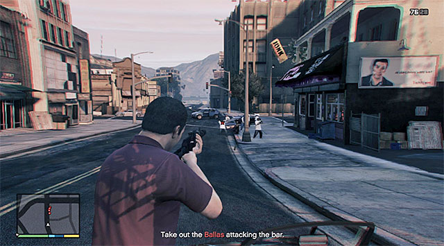 Kill all of the gangsters - Pitchers - Property missions - Grand Theft Auto V Game Guide