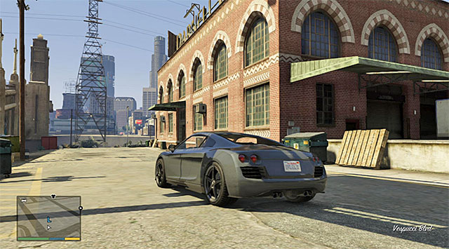 The plant - 11: Casing the Jewel Store - Main missions - Grand Theft Auto V Game Guide