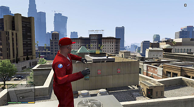 Soon, you will cut to Franklin - 16: The Jewel Store Job - the Smart variant - Main missions - Grand Theft Auto V Game Guide