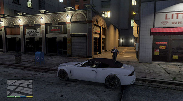 Be prepared to lose the police pursuit that will start right after the heist - Downtown Cab Co. - Property missions - Grand Theft Auto V Game Guide