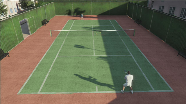 Tennis court - Tennis | Activities - Activities - Grand Theft Auto V Game Guide