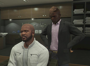 You like to be like Henry Schrader from the Breaking Bad? - Hairdresser - Shopping - Grand Theft Auto V - Game Guide and Walkthrough