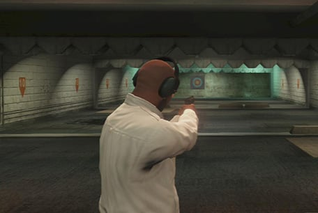 Nice shot! - Ammu-Nation and Shooting Ranges - Shopping - Grand Theft Auto V Game Guide