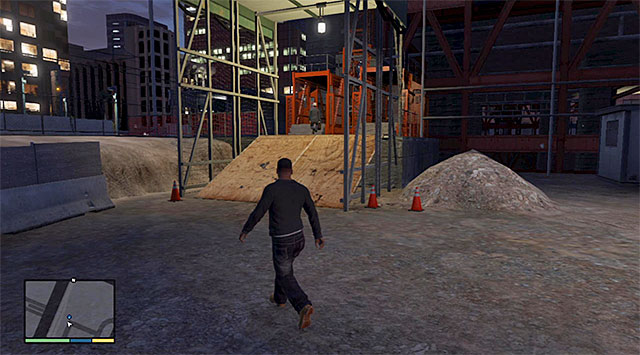 The elevators - 65: Architects Plans - Main missions - Grand Theft Auto V Game Guide