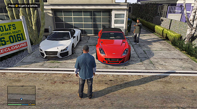 Two vehicles to choose from - 2: Franklin and Lamar - Main missions - Grand Theft Auto V Game Guide