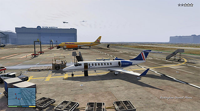 It is a away better decision, in my opinion, to lose the three-star pursuit is to use one of the planes that you find at the airport, e - 71: Legal Trouble - Main missions - Grand Theft Auto V Game Guide
