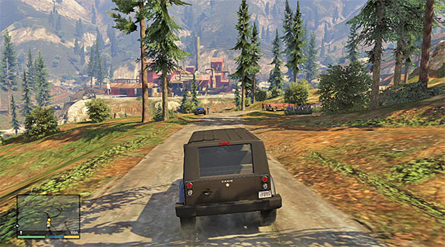 The sawmill - 72: Lamar Down - Main missions - Grand Theft Auto V Game Guide