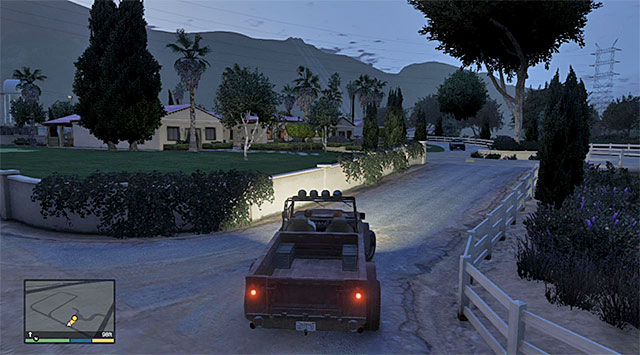 The Madrazo Farm - 56: Monkey Business - Main missions - Grand Theft Auto V Game Guide