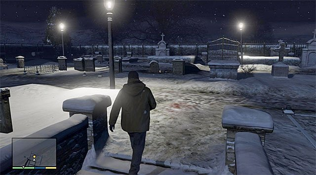 The place where you meet Trevor again - 59: Bury the Hatchet - Main missions - Grand Theft Auto V Game Guide