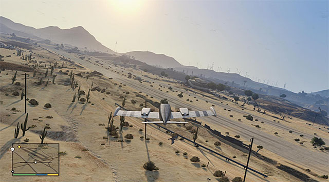 The airfield - 59: Bury the Hatchet - Main missions - Grand Theft Auto V Game Guide