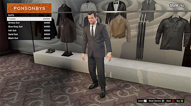 This missions starting point is the Ponsonboys luxury clothes store located in the Rockford Hills district - 73: Meltdown - Main missions - Grand Theft Auto V Game Guide