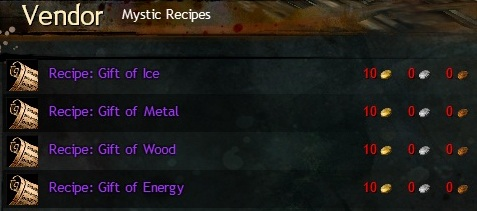 Exotic precursor weapon   Crafting - Guild Wars 2 Game Guide ...