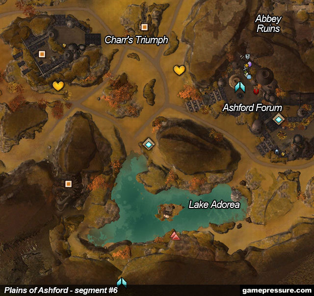 Plains Of Ashford Maps Guild Wars 2 Game Guide Gamepressurecom
