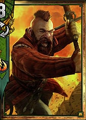 Zoltan Chivay - ScoiaTael | Premade decks - Premade decks - Gwent: The Witcher Card Game Guide