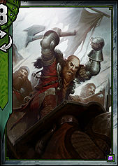 Sheldon Skaggs - ScoiaTael | Premade decks - Premade decks - Gwent: The Witcher Card Game Guide