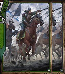 Vrihedd Officer x2 - ScoiaTael | Premade decks - Premade decks - Gwent: The Witcher Card Game Guide