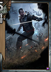 Lambert - Northern Realms | Premade decks - Premade decks - Gwent: The Witcher Card Game Guide