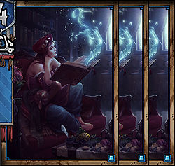 Aretuza Adept x3 - Northern Realms | Premade decks - Premade decks - Gwent: The Witcher Card Game Guide