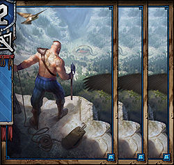 Axemen Scout x3 - Northern Realms | Premade decks - Premade decks - Gwent: The Witcher Card Game Guide