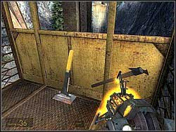The lift will go down - Freeman Pontifex p. I - Walkthrough - Half-Life 2: Episode Two - Game Guide and Walkthrough