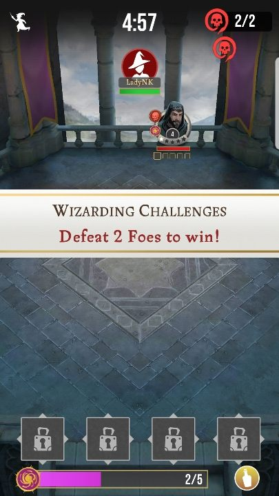You can fight in the fortresses - Fortress | Harry Potter Wizards Unite - Locations - Harry Potter Wizards Unite Guide