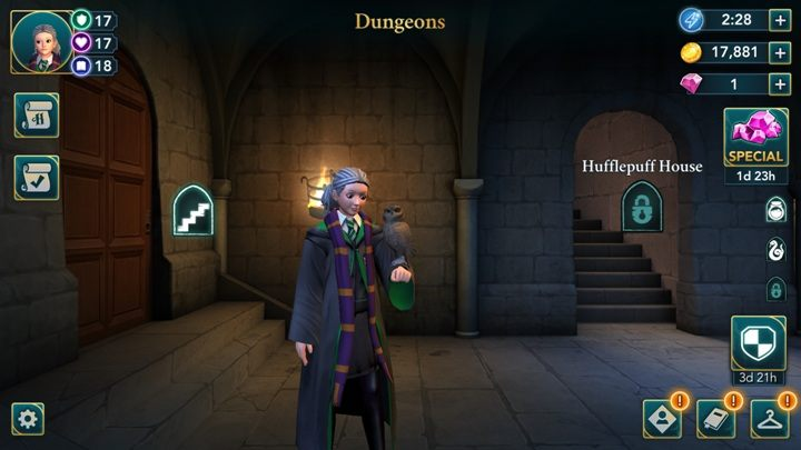 How to get your own pet in Harry Potter: The Hogwarts Mystery