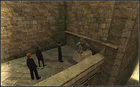 harry potter and the order of the phoenix pc game talking gargoyles