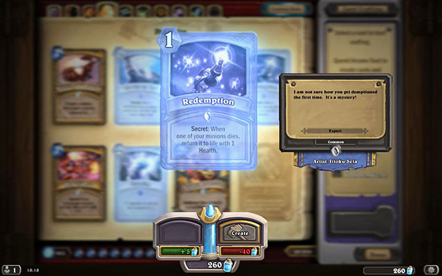 Hearthstone Crafting And Disenchanting Guide