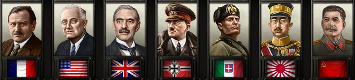 Interesting nations - Hearts of Iron IV Game Guide | gamepressure com