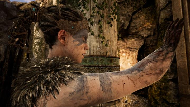 If you die too often, and the black mark reaches the head, the game is permanently over. - Reaching the shore - The Journey Begins - Hellblade: Senuas Sacrifice Game Guide