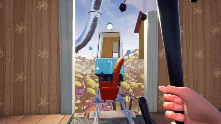 3 - Act3: How to get the red key? | Walkthrough - Walkthrough - Hello Neighbor Game Guide