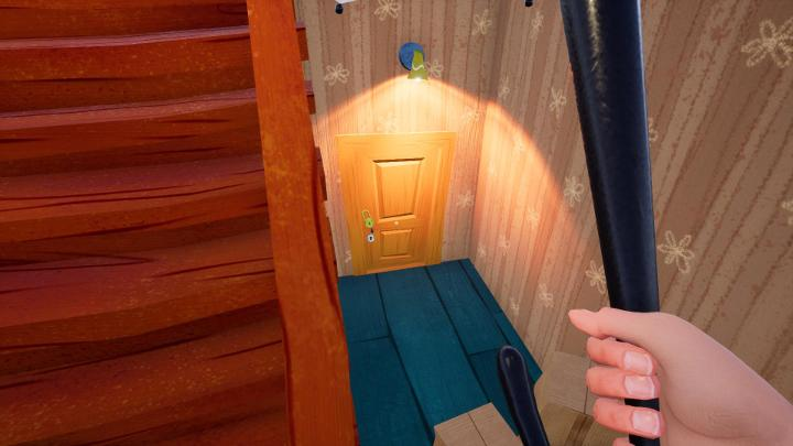 3 - Act3: How to get the green key? | Walkthrough - Walkthrough - Hello Neighbor Game Guide