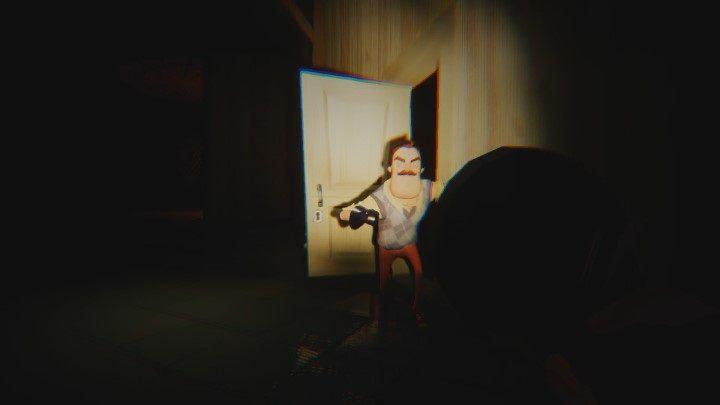 Hello Neighbor Act 1 Xbox One