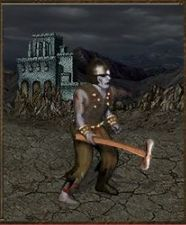 Image result for heroes 3 skeleton zombie